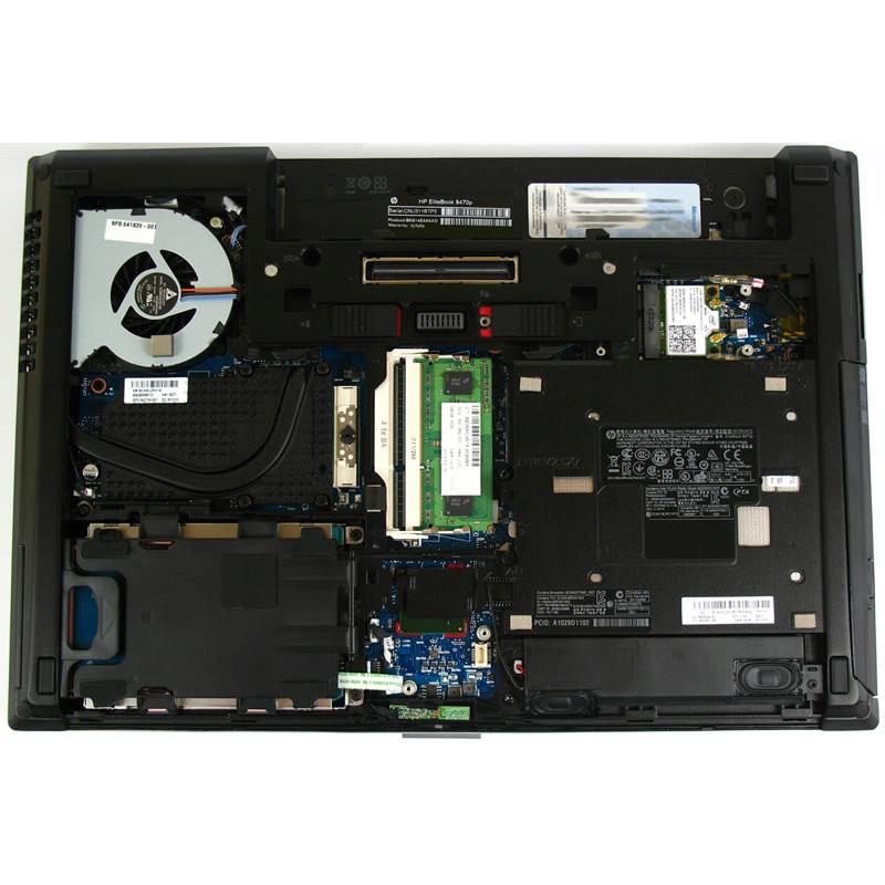 HP ELITEBOOK 8470P i5-3360M 8GB 320GB KAM 3G W10P - Shoplet pl