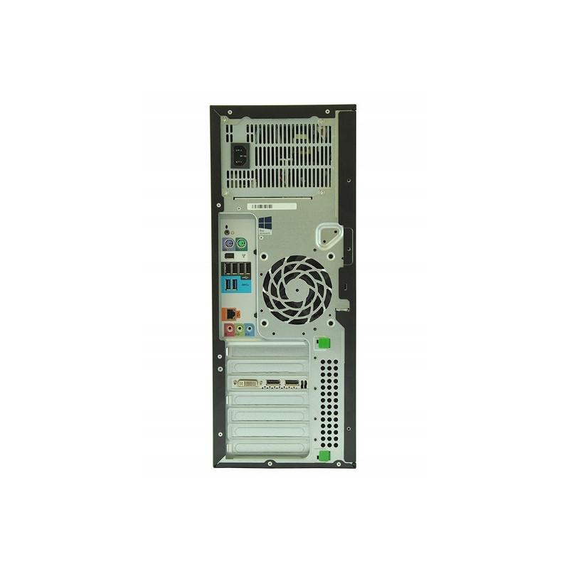 HP Z420 XEON E5-1620 8GB 250GB RW NVS295 WIN10PRO - Shoplet pl