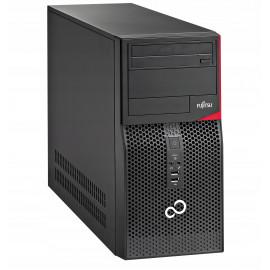 FUJITSU P520 E85+ G3440 8GB NOWY SSD 120GB DVD 10P