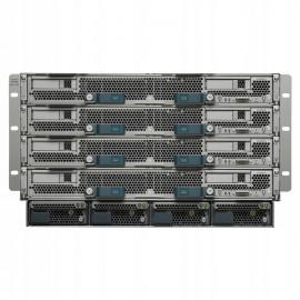 CISCO 5108 BLADE SERWER 8X XEON X5670 768GB 2,4TB