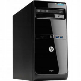 HP PRO 3500 TOWER i5-3470 4GB 500GB DVDRW W10 PRO