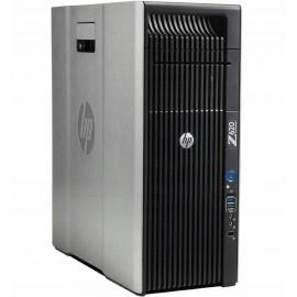 HP Z620 2X E5-2609 8GB NOWY SSD 120GB NVS300 10PRO
