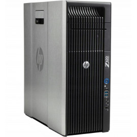 HP Z620 2X XEON E5-2609 8 NOWY HDD 2TB NVS300 W10P