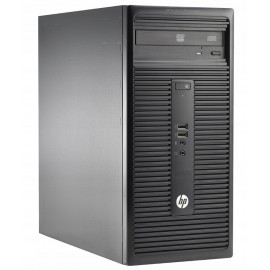 HP 280 G1 TOWER i3-4160 4GB 500GB DVDRW WIN10 PRO