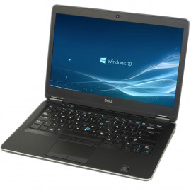 DELL LATITUDE E7450 i5-5300U 8GB 256GB SSD BT W10P