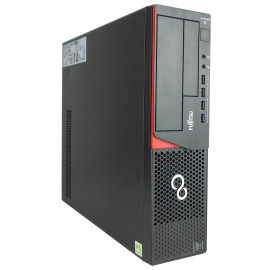 FUJITSU E720 DESKTOP i5-4590 16GB SSD 120GB WINDOWS 10 PL