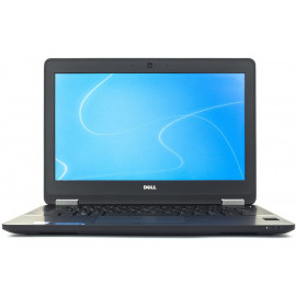 DELL E7270 CORE i5-5200U 8GB 128GB SSD KAM BT W10P