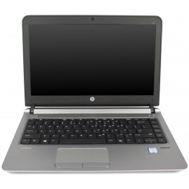 HP 430 G3 CORE i3-6100U 8GB 128 SSD KAM BT W10HOME