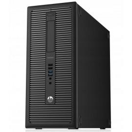 DLA GRACZA HP 600 G1 TOWER i3-4130 8GB 120GB SSD GT1030 W10P