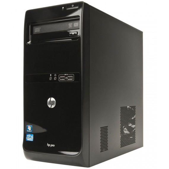 HP 3405 TOWER AMD E2-3200 2GB 250GB DVDRW W10 PRO