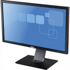 LCD 24″ DELL P2411 LED VGA DVI-D USB FULL HD PIVOT