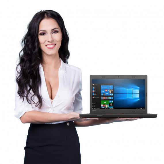 LENOVO L460 i5-6200U 4GB 192 SSD KAM BT FHD W10PRO
