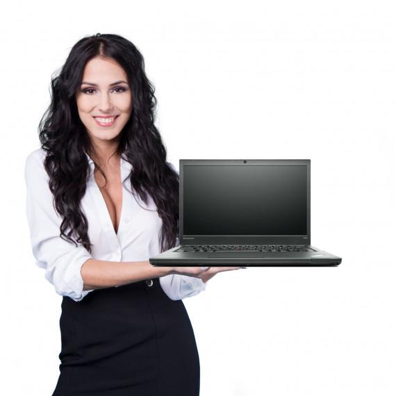 LENOVO T440S i5-4300U 8GB 128GB SSD KAM BT W10PRO