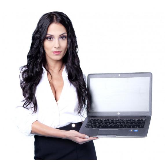 HP ELITEBOOK 840 G1 i5-4200U 8GB 128GB SSD 3G W10H