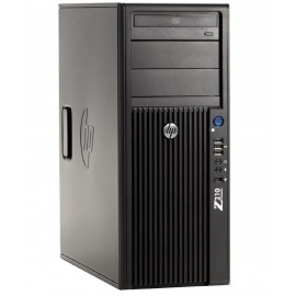 HP Z210 TOWER XEON E3-1240 8GB 250GB RW WIN10 PRO