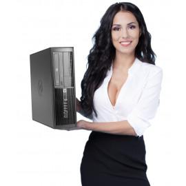 HP COMPAQ PRO 4300 SFF i3-3220 4GB 500GB RW WIN10P