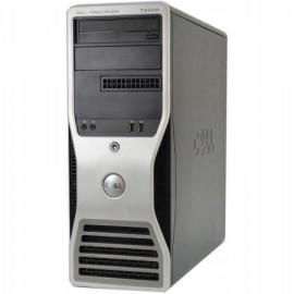 PC DELL T3500 XEON W3530 4GB 320GB DVDRW NVS295