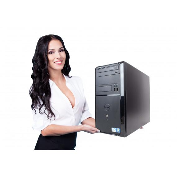 DELL VOSTRO 3900 TOWER G3260 4GB 500GB DVDRW 10PRO