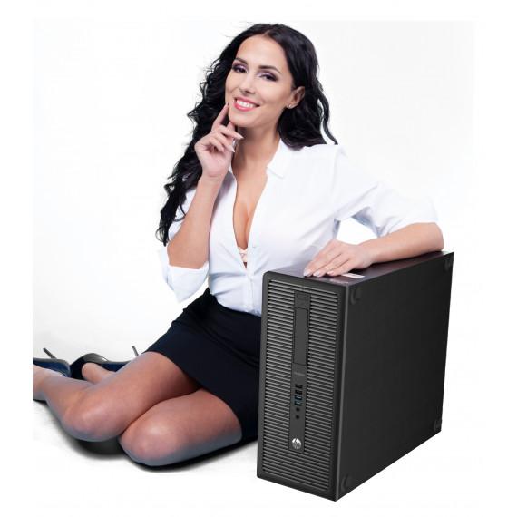 HP PRODESK 600 G1 TOWER i3-4130 8GB NOWY SSD 480GB RW W10P