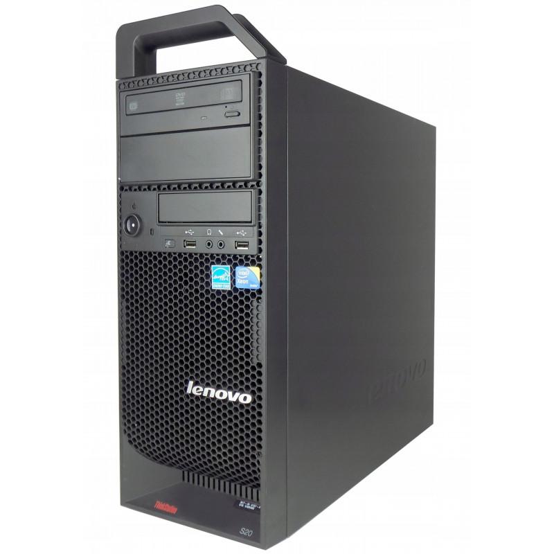 LENOVO S20 TW XEON W3550 12GB 1160GB RW NVS295 W10P - Shoplet pl