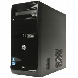 HP PRO 3500 TOWER i5-3470 4GB 250GB DVDRW W10 PRO