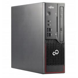 FUJITSU C700 DESKTOP i3-2100 4GB 250GB DVDRW W10PRO