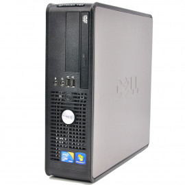 DELL OPTIPLEX 780 SFF C2D E8400 2GB 250GB DVDRW W10PRO