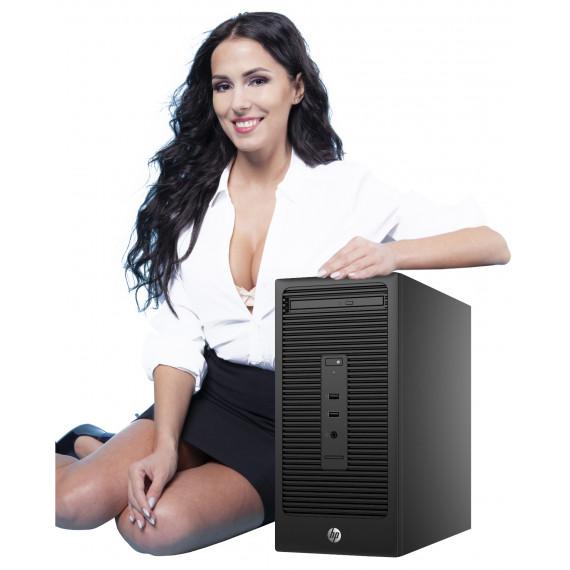 PC HP 280 G2 TOWER i3-6100 4GB 320GB DVDRW W10 PRO