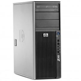 HP Z400 TOWER XEON W3550 6GB 1TB RW K600 WIN10PRO