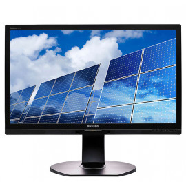 LCD 22 PHILIPS 221B6 LED IPS VGA DVI USB PIVOT FULLHD