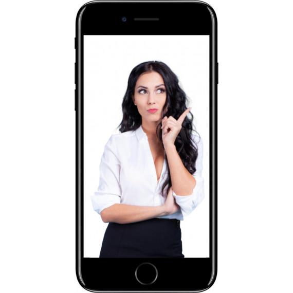 APPLE IPHONE 7 A1778 32GB BLACK