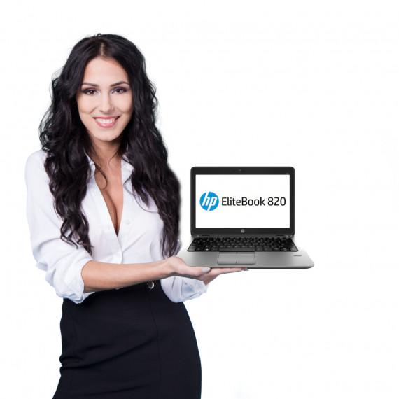 HP ELITEBOOK 820 G2 i5-5200U 8GB 128GB SSD 4G W10P