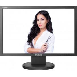 "LCD 24"" SAMSUNG 2443WM DVI VGA 1680x1050"