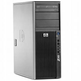 HP Z400 TOWER XEON W3520 6GB 500GB NVS295 RW 10PRO