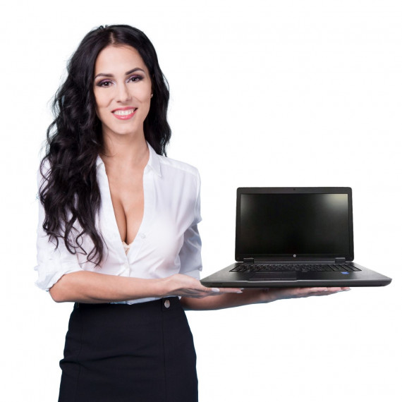 HP ZBOOK 17 G2 i7-4710MQ 8 256 SSD K2200M 4G W10P