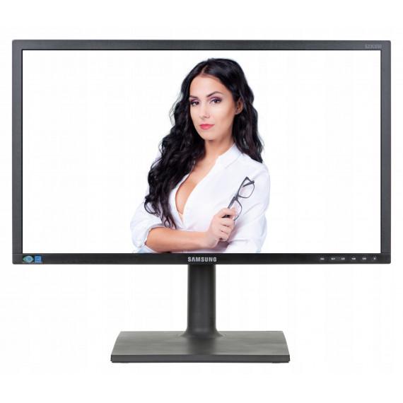 LCD 23'' SAMSUNG S23C650 LED AD-PLS DVI DP FULL HD