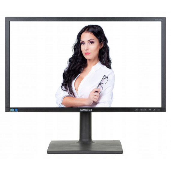 LCD 23'' SAMSUNG S23C650 LED AD-PLS DVI DP FULL HD