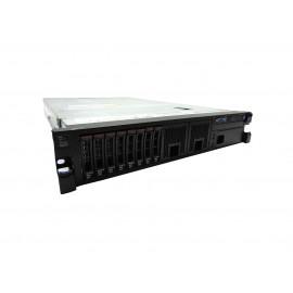 SERWER IBM SYSTEM X3650 M4 7915 2X XEON E5-2697 V2 128GB 600GB SAS DVDRW