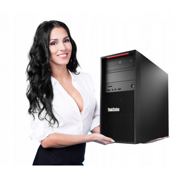 LENOVO P300 E3-1220 V3 4GB 500GB NVS295 WIN10PRO