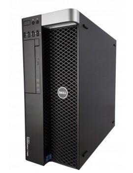 DELL T3610 E5-1603 4GB 500GB QUADRO NVS295 WIN10PRO