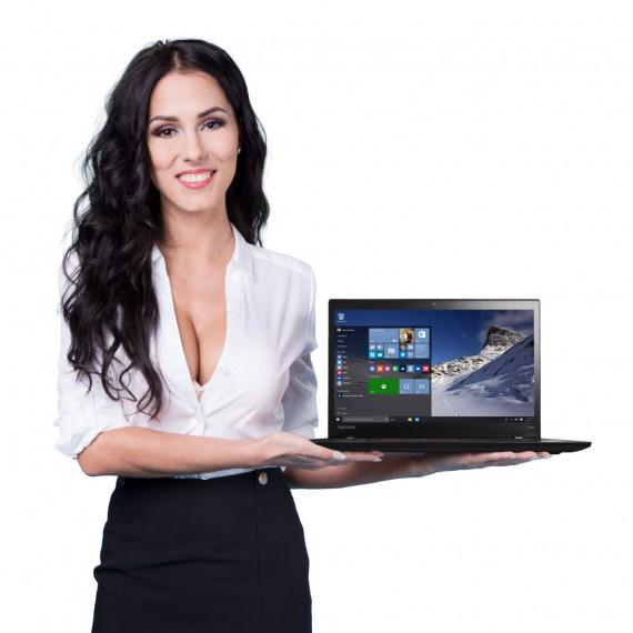 LENOVO T460S i5-6300U 4GB 256GB SSD KAM BT W10P