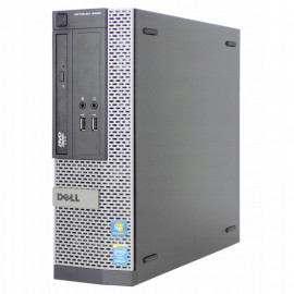 DELL OPTIPLEX 3020 SFF i5-4590 4GB 250GB WIN10 PRO