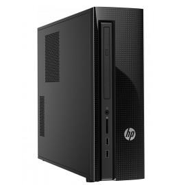 HP SLIMLINE 411 DT CELERON N3050 4GB 1TB DVDRW W10
