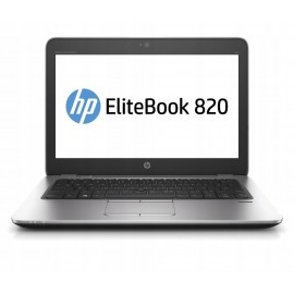 HP ELITEBOOK 820 G4 i5-7200U 8 256 SSD KAM BT W10P