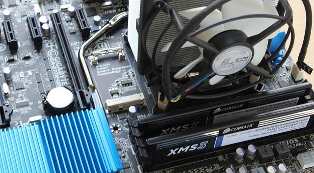 używane części komputerowe
