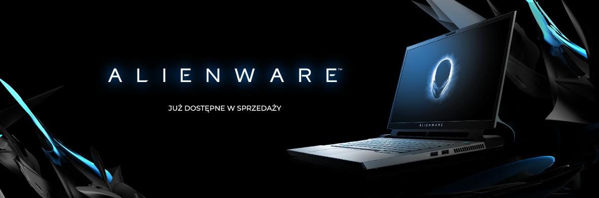 Shoplet.pl - Laptopy Alienware już dostępne!